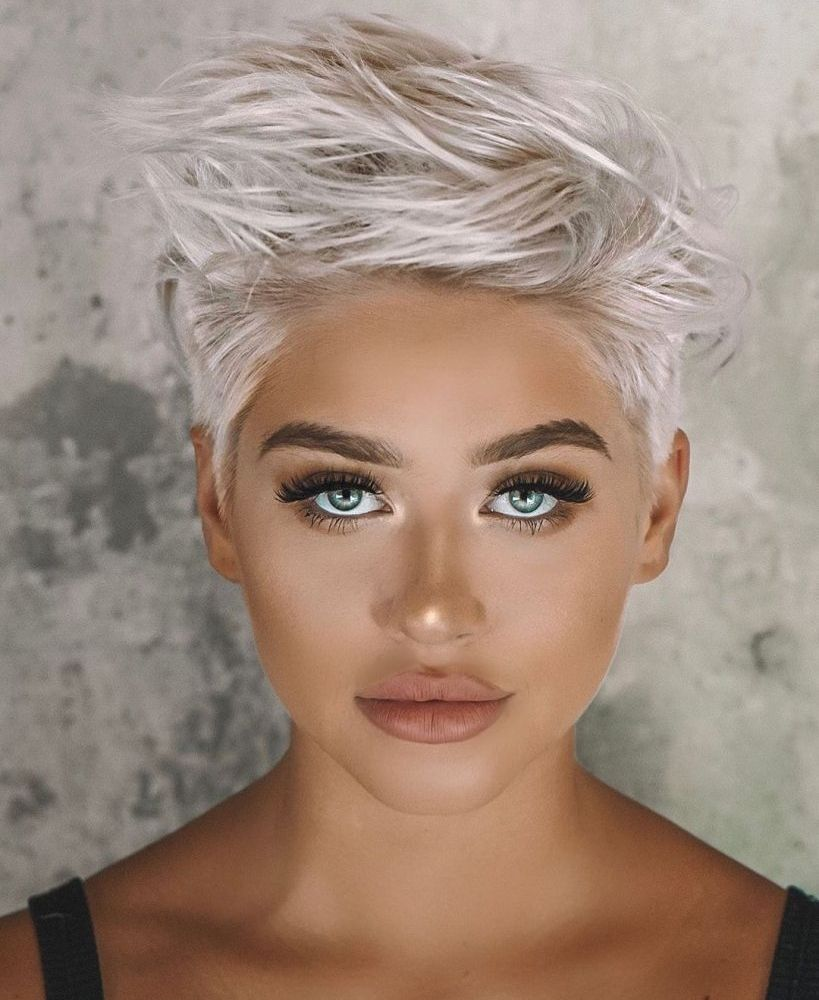 Pin On Sexy Short Hairstyles