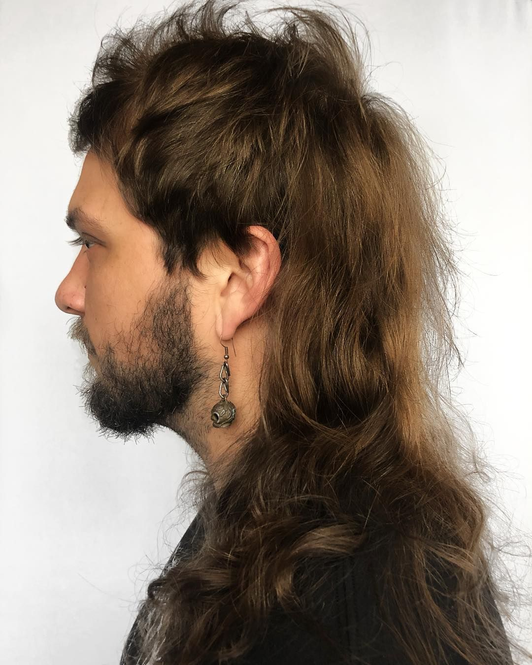 15 Mullet Hairstyles For Men 2019 Haircut Mullet Mullethaircut Mullethairstylemens Mullet Hairstyle Mullet Haircut Modern Mullet