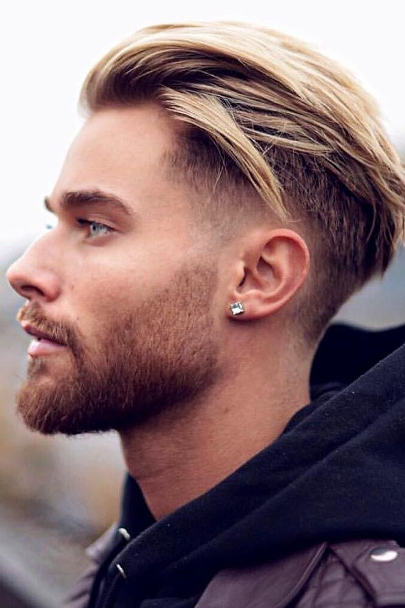 46 Excellent Hairstyle Ideas For Men 2020 Excellent Hairstyle Hairstylesformen2020 Idea Mannenkapsels Lang Haar Kapsels Kapselideeen