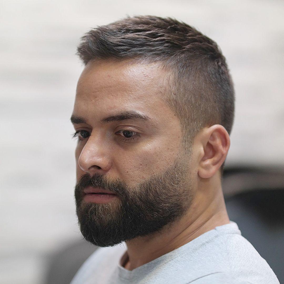 Beardfashion Beardfashion In 2020 Herenkapsels Heren Kapsel Mannenkapsels