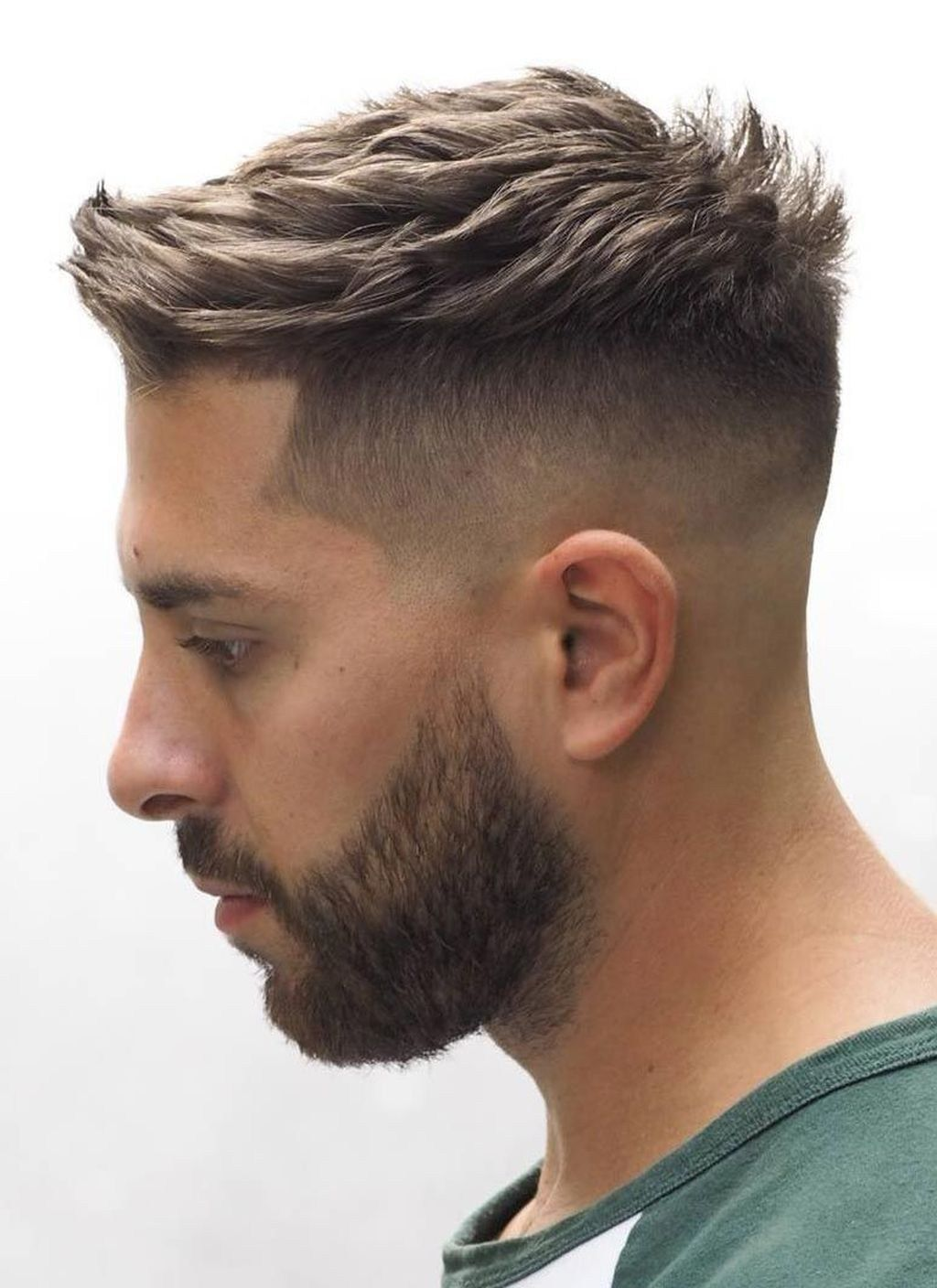 Lovely Haircuts Ideas For Men That Looks Elegant23 Mens Haircuts Short High And Tight Haircut Haircuts For Men