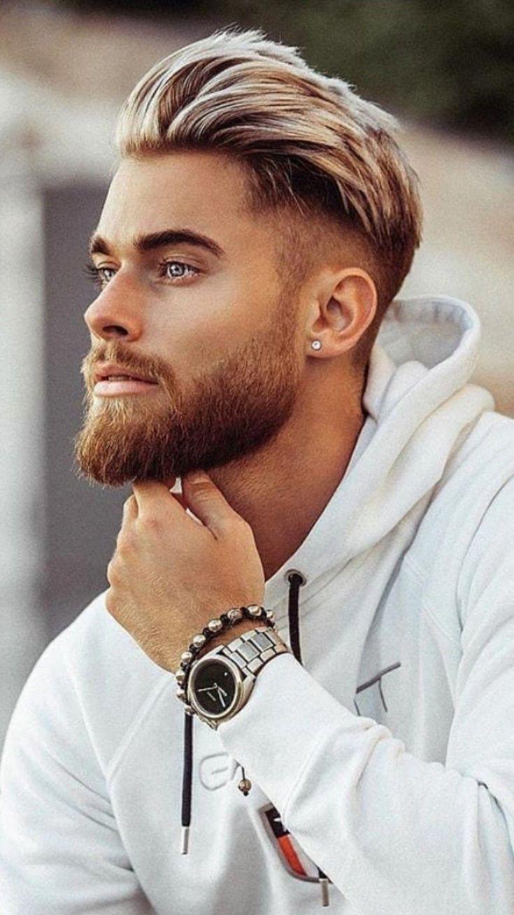 Hairstyle Erkek Orta Haarstijlen Voor Dik Haar Kapsel Man Mannenkapsels
