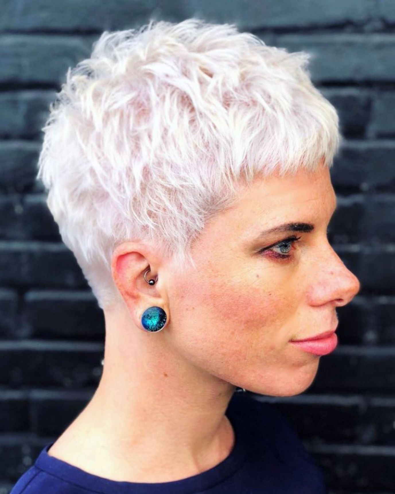 60 Cute Short Pixie Haircuts Femininity And Practicality In 2020
