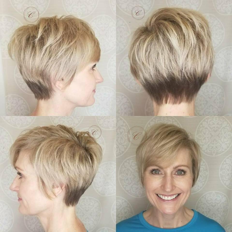 Speciaal Voor Alle 50 Dames 12 Trendy Modellen Die Zeer Stijlvol Staan Kapsels Voor Haar Kort Haar Kapsels Kapsels Haarstijlen