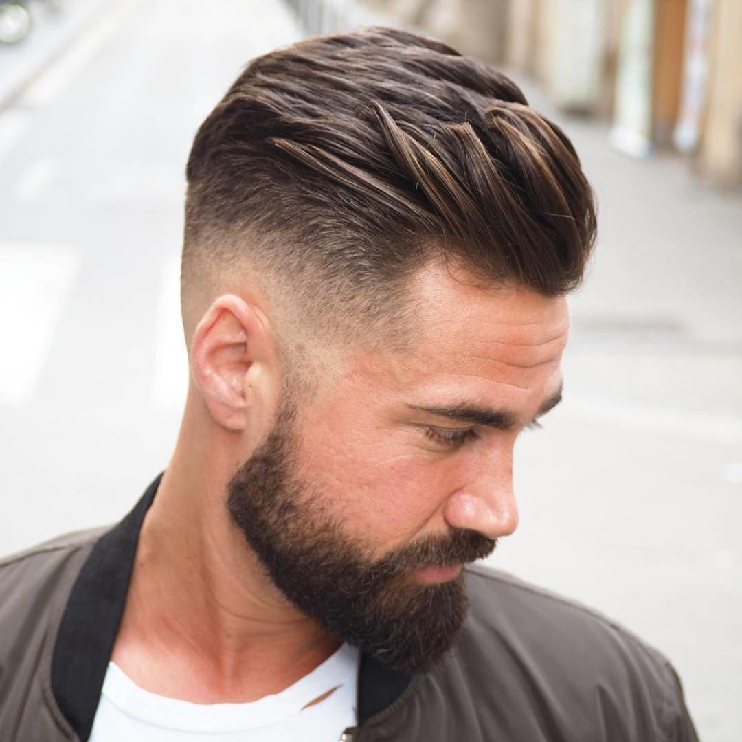 Mens Haircut Mannenkapsels Kapsels Mannen Herenkapsels