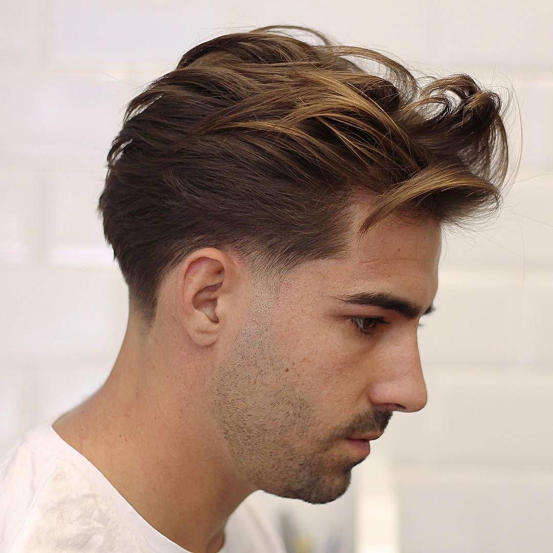 Heren Haarstijlen Voor Halflang Haar Haarstijlen Halflang Heren Menshaircut Kapsels Herenkapsels Halflang Haar Heren