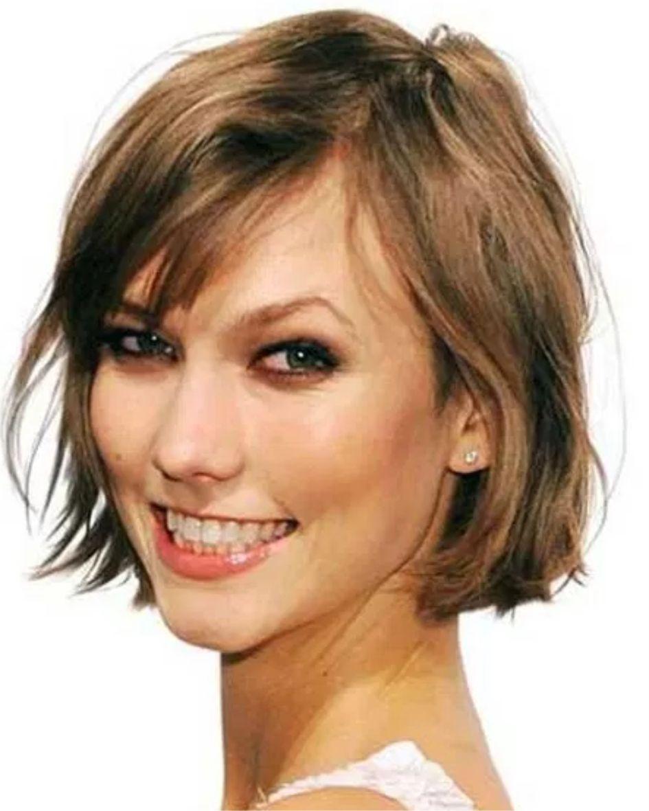 Leuk Kapsel Voor Dun Haar In 2020 Met Afbeeldingen Kapsels Voor Dun Haar Dun Haar Kapsels