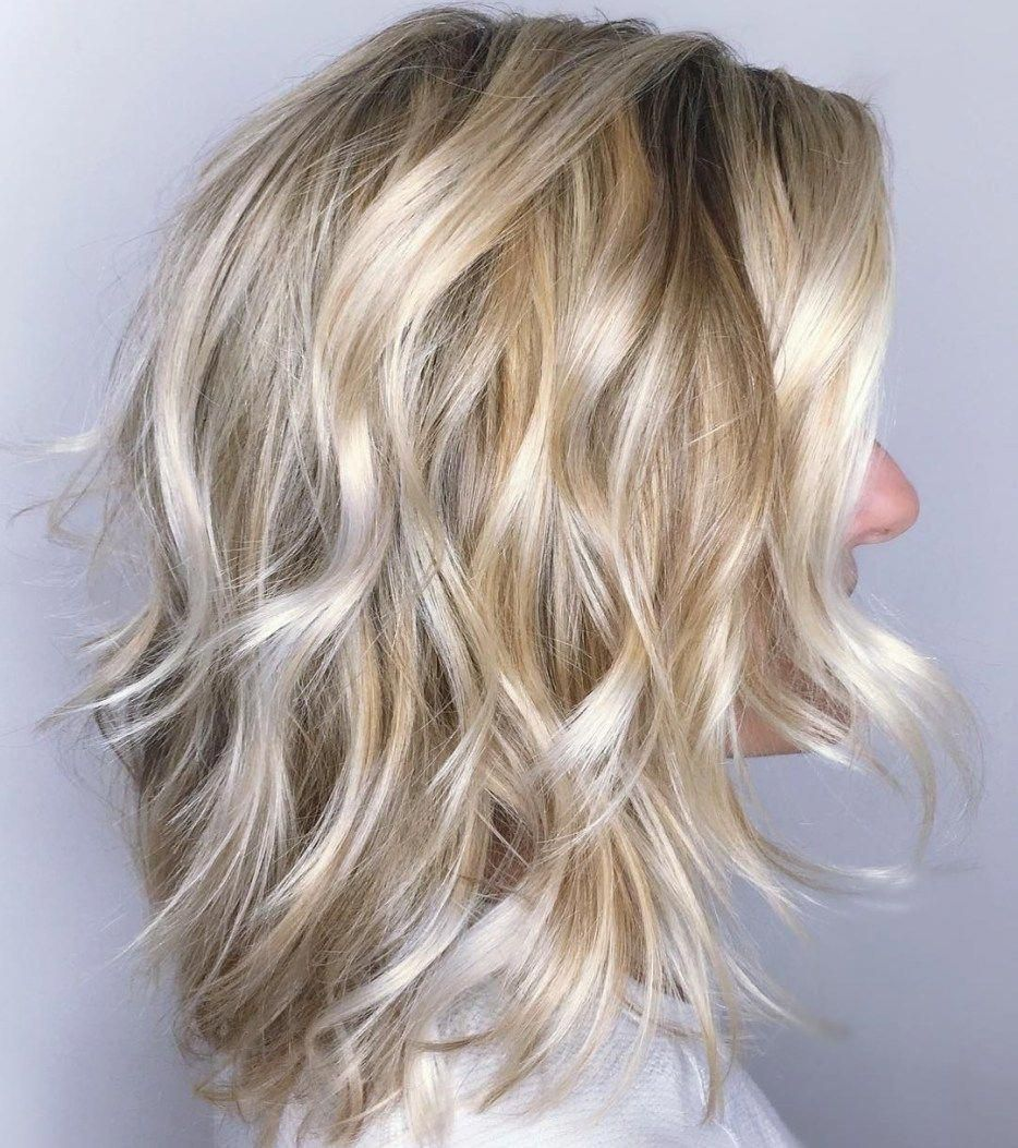 Pin Op Blonde