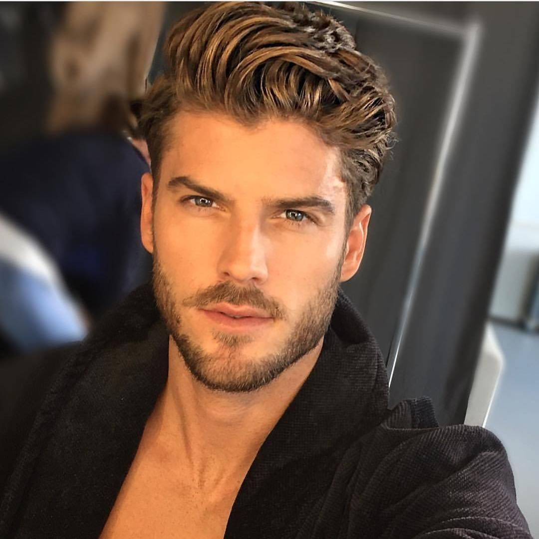 Men S Hair Styles Mannenkapsels Herenkapsels En Herenkapsel