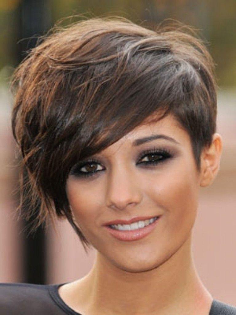 Korte Haarstijlen Voor Donker Haar Donker Haarstijlen Korte Kort Haar Kapsels Kapsels Haarstijlen