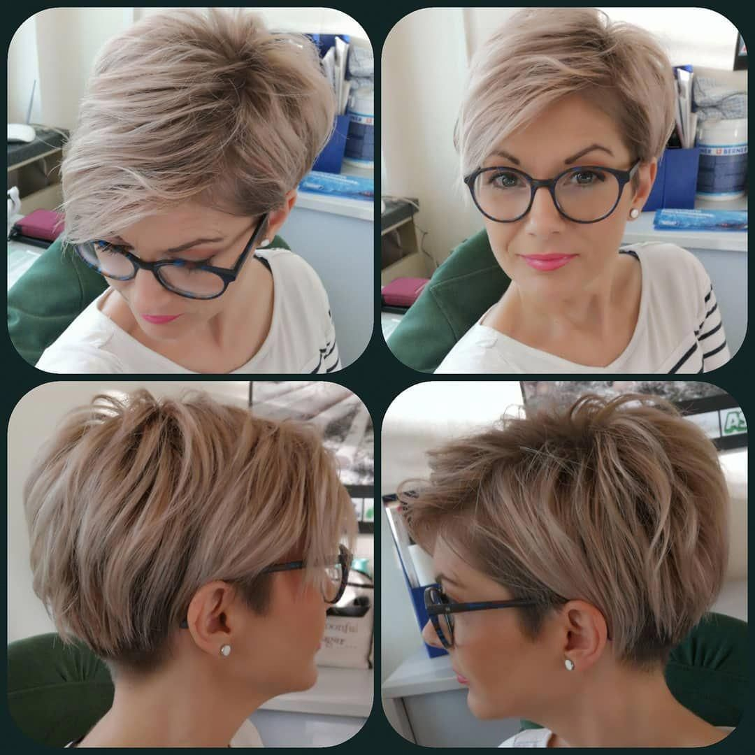 40 Best New Pixie And Bob Haircuts For Women 2019 Pixie Hairstyle Bobhaircut Thick Hair Styles Bob Haircuts For Women Short Hair Styles