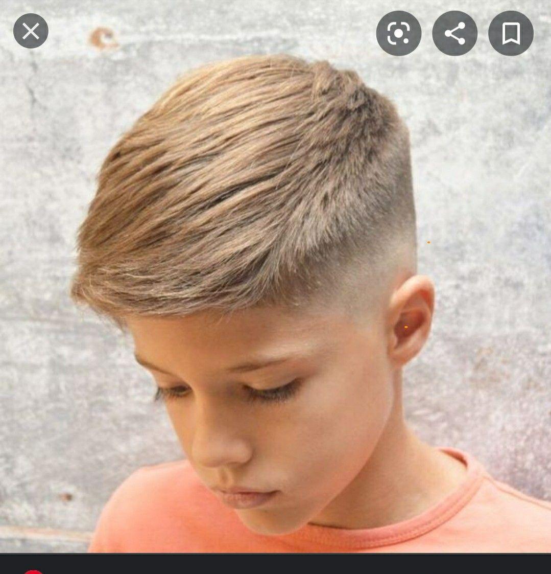 Pin Van Scheers Eva Op Kapsels Jongens Haar Knippen Lang Haar Jongens Kinderkapsels