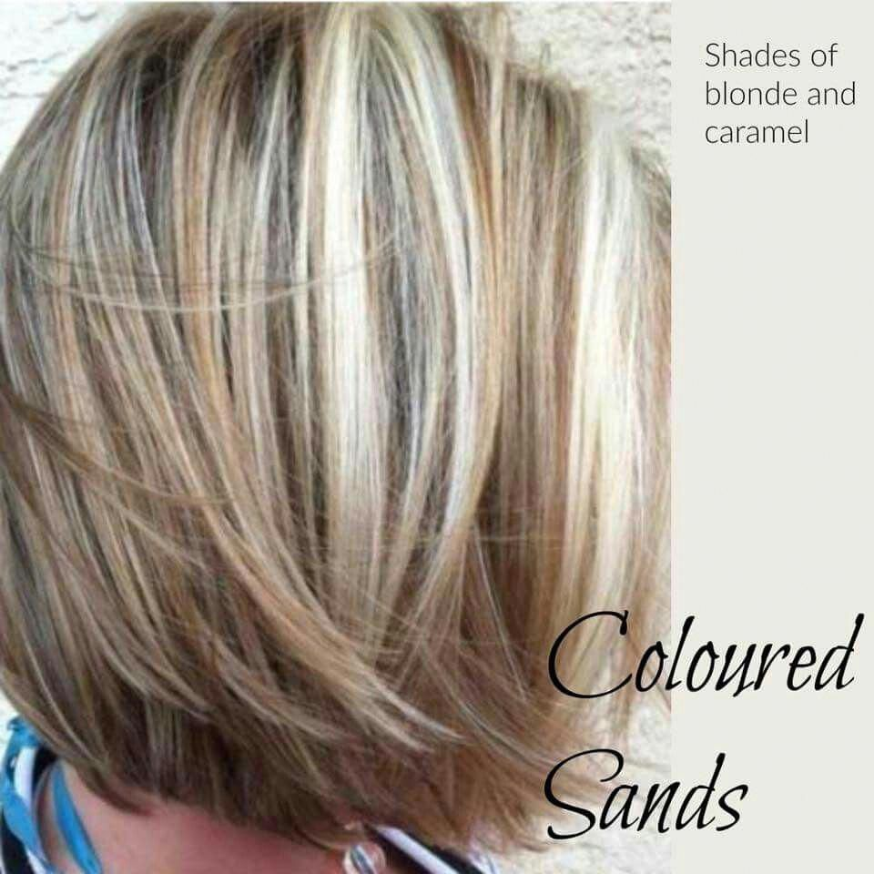 Awesome Coloured Sands With Dark Lowlights Hair Colors Pict For Sandy Blonde Short Trend And Popular Darksh Light Hair Color Hair Highlights Blonde Hair Color