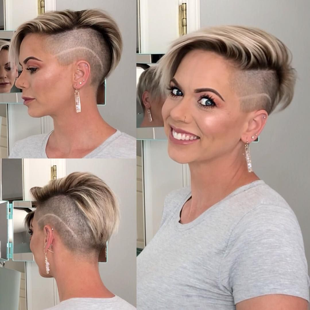 Pin On Womens Undercut Fashion
