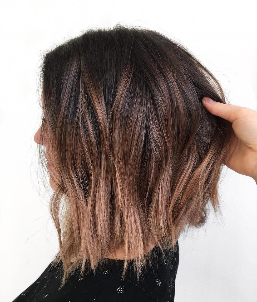 Pin On Brown Hair Balayage