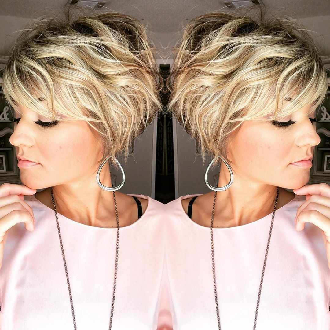 50 Latest Pixie And Bob Haircuts For Women Cute Hairstyles 2019 Kapsels Kort Haar Kapsels Kapsels Voor Kort Haar
