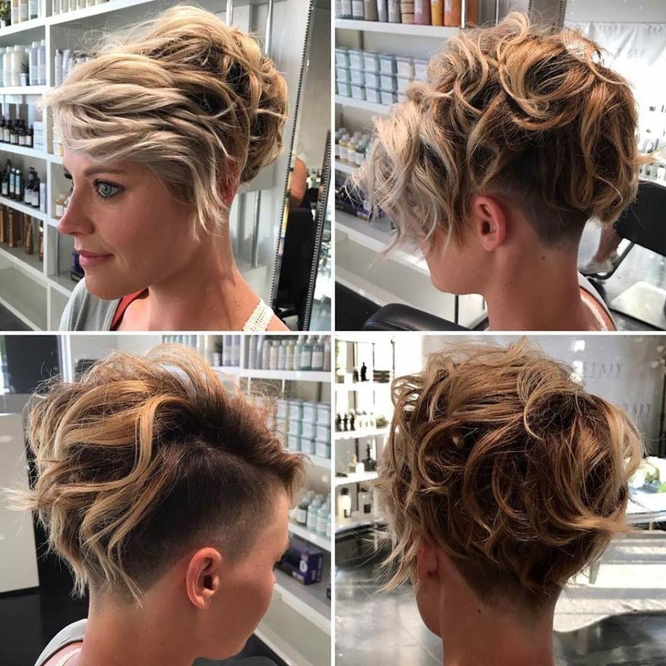Pin Op Haar