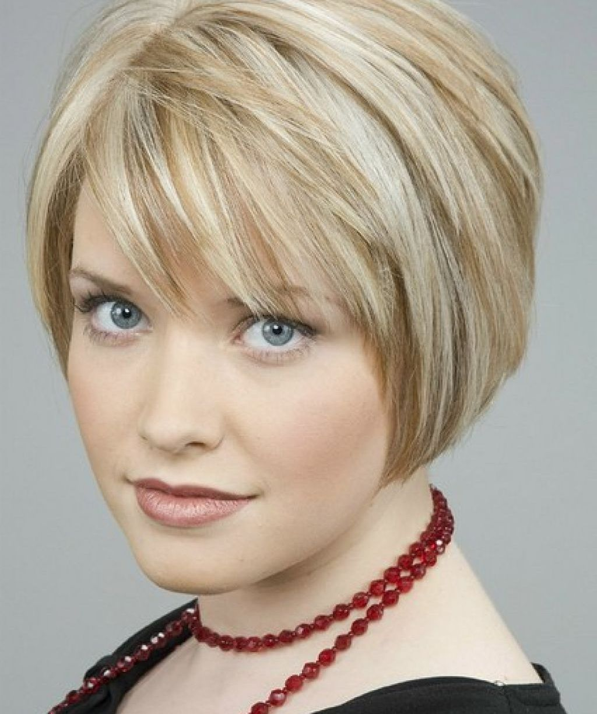 Ontdek Hier 11 Perfecte Korte Kapsels Voor Alle Dames Met Een Voller Gezicht Kapsels Voor Haar Kapsels Kapsels Voor Kort Haar Haarstijlen