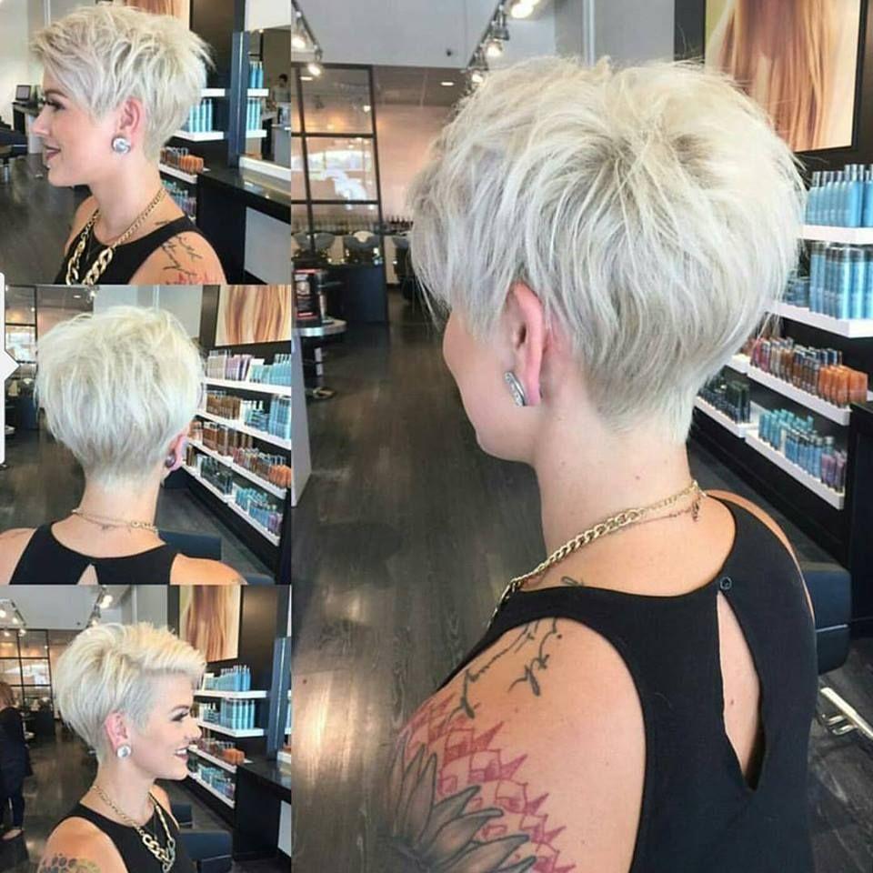 Kurzhaar Beste Frisuren Fur Kurzes Haar Beste Frisuren Fur Kurzes Haar Hair Styles Short Hair Styles Thick Hair Styles