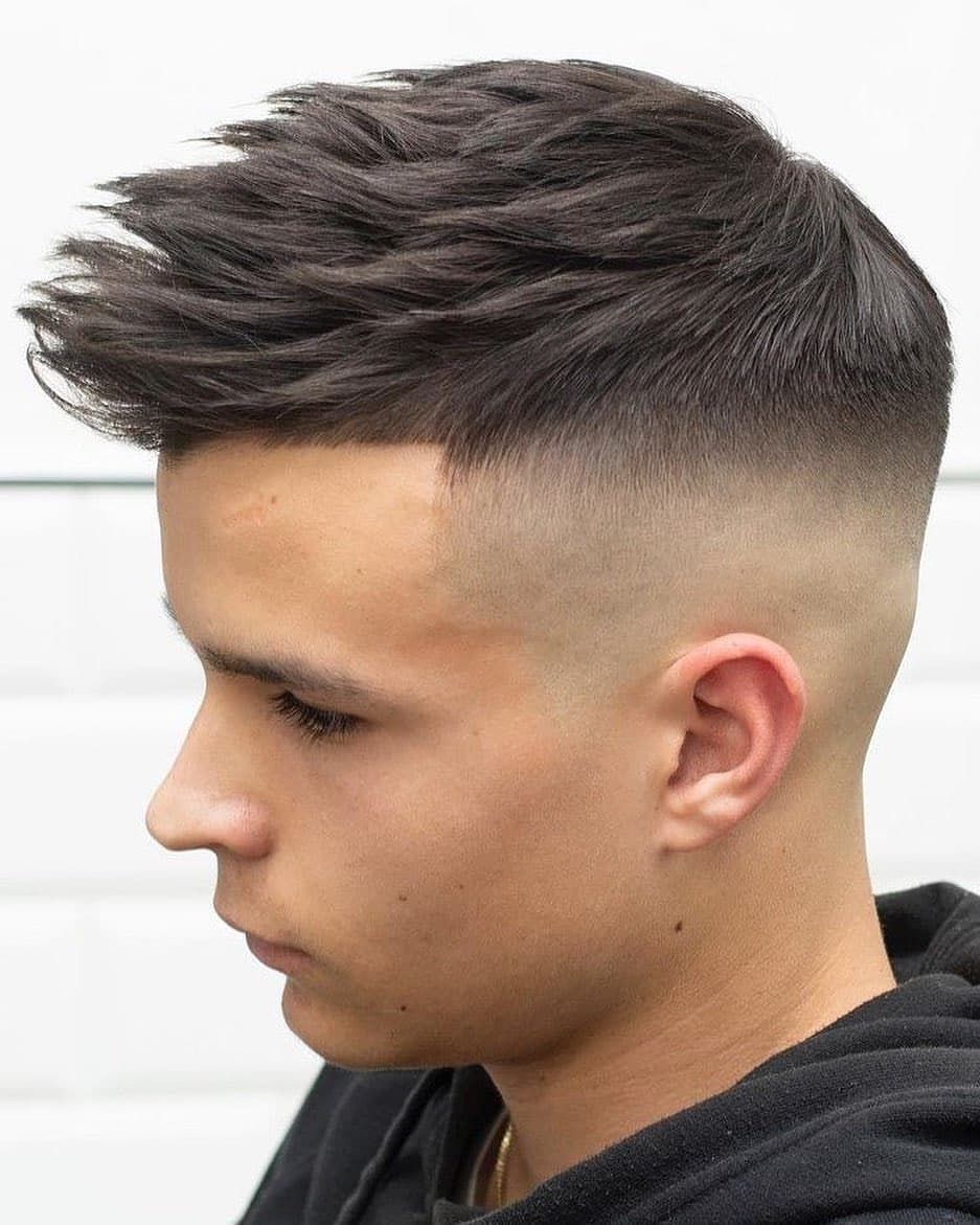 Pin Op Coupe Homme