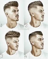barbier kapsels mannen