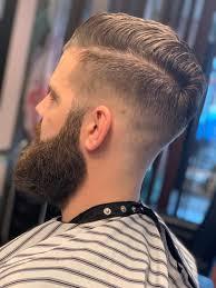 herenkapsels 2020 met baard