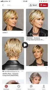 korte blonde kapsels fijn haar