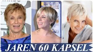 korte kapsels vrouwen 60 jaar 2018