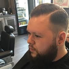 mannen kapsel beginnende kaalheid