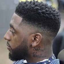 zwarte mannen korte kapsels